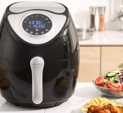 Amazon's running a big sale on air fryers today only, with prices starting at just $58