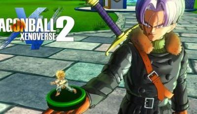 Dragon Ball Xenoverse 2 Lite Launches This Summer for Switch