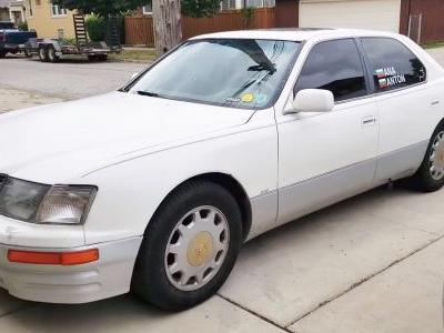 Here's What's Wrong With A 983,000-Mile Lexus LS400
