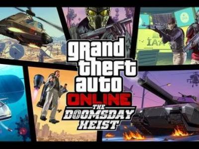 GTA Online's Doomsday Heist is Now Live With New Weapons and Jetpacks