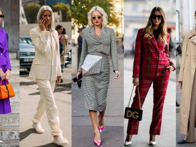 Unstuffy Suits Were All the Street Style Crowd Wanted to Wear on Day 8 of Paris Fashion Week