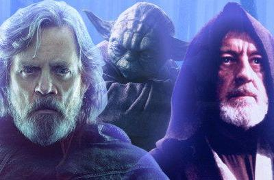 What's Up with Force Ghosts in Star Wars?The Last Jedi
