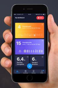 Manage Diabetes with DiabiLive App at CES 2018 - Geek News Central