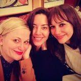 The Ladies of Parks and Rec Reunited For Galentine's Day, and OMG, It's Everything