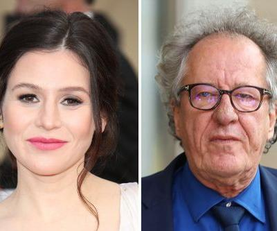 'Orange Is The New Black's Yael Stone Accuses Geoffrey Rush of Inappropriate Behavior