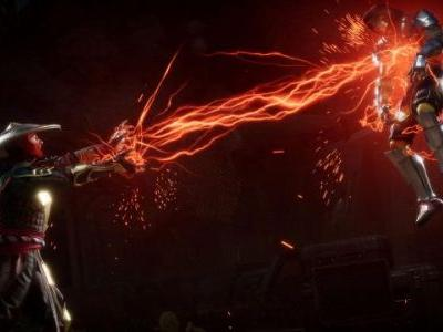 Mortal Kombat 11 Coming to Nintendo Switch