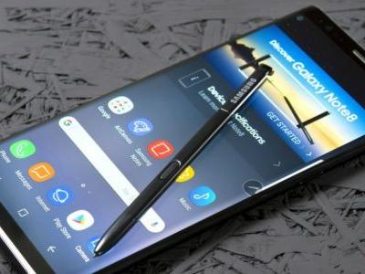 Galaxy Note 9: Samsung's Upcoming Flagship Might Feature A Killer Stylus