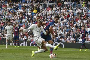 Real Madrid loses again after its worst scoring drought