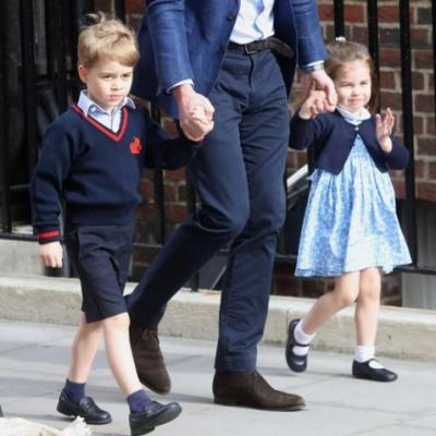 What Prince George Wore At The Royal Wedding Was Perfect For The Future King