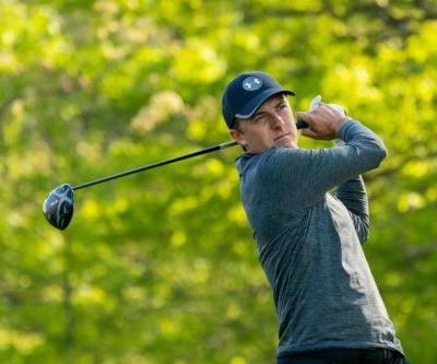 Watch: Jordan Spieth sinks 39-foot putt, closes in on Brooks Koepka at PGA Championship
