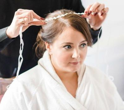 All The Beauty Elements Of My Wedding Day: My Makeup, Hair & Fragrance Choices