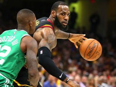 NBA playoffs wrap: LeBron James scores 44, leads Cavaliers to win over Celtics