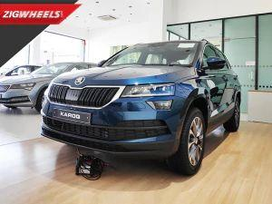 2020 Skoda Karoq Walkaround Review I Price, Features and More