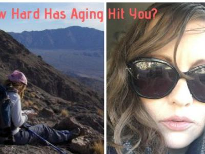 Why I HATE That 'How Hard Did Aging Hit You' Meme
