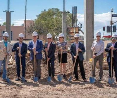 Canopy by Hilton Tempe Downtown University Area Breaks Ground
