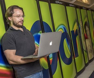 Early Career Spotlight: Zach Marshall Searches for Supersymmetry