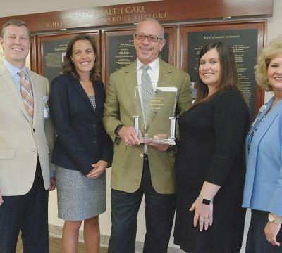 Awards reflect hospital's hard work, commitment to putting patients, families first
