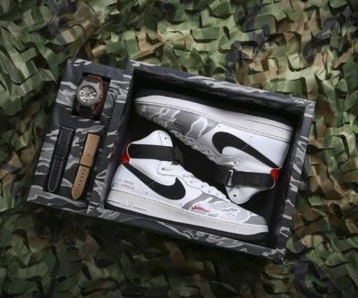 Atmos Joins UNDONE and SBTG for Exclusive Nike Air Force 1 High