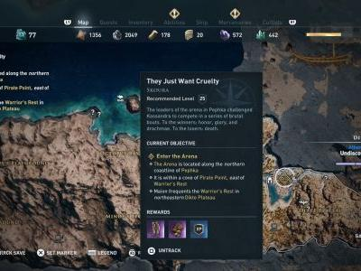 Assassin's Creed Odyssey Arena guide - how to become hero of the arena and earn legendary items