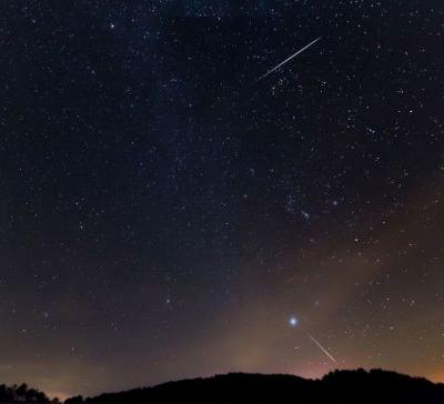 Flashing lights prompt reports of apparent meteor in Michigan sky near Detroit