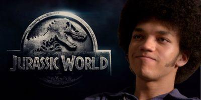 Jurassic World 2 Adds The Get Down Star Justice Smith