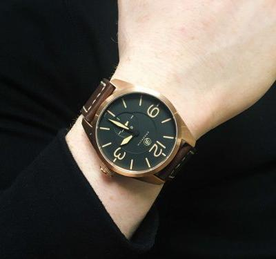 This Brooklyn-based watch startup makes luxurious watches at affordable prices - and our exclusive promo code makes them an even better value