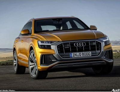 Two new V6 engines for the Audi Q8