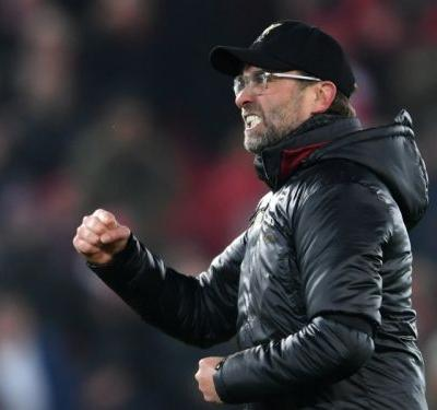Palace win a 'massive relief' for Liverpool boss Klopp
