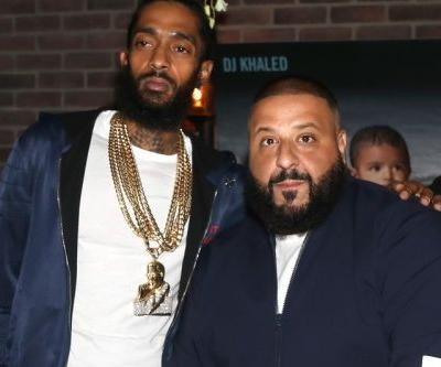 "DJ Khaled Announces Nipsey Hussle-Assisted Track ""Higher"""