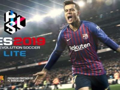 Get a Taste of PES 2019 With the Newly Released, Free-to-Play PES 2019 Lite