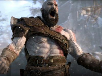 Sony Projects Enormous, Spectacular God Of War Trailer On NBA Basketball Court