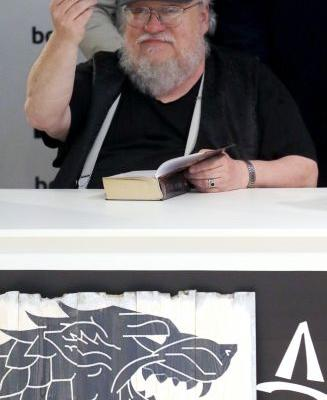 George R.R. Martin says two 'Game Of Thrones' books could drop in 2018