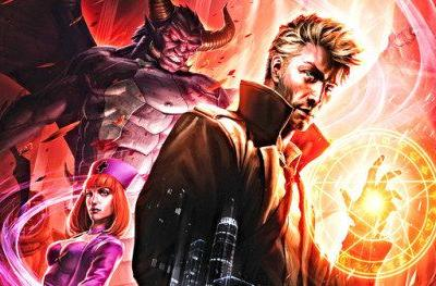 Constantine: City of Demons Trailer Takes the Detective Straight