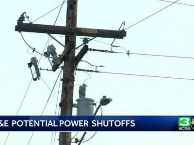 PG&E says it's working to minimize shutoffs, restore power faster afterward