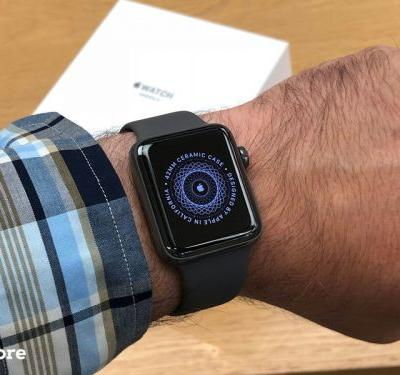 Apple Watch Edition Series 3 Unboxing