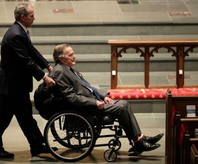 Spokesman: George H.W. Bush is eager to get well, go to Maine