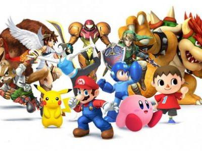 Nintendo eShop is running a Super Smash Bros themed sale
