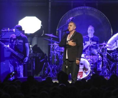 Morrissey Cancels Tomorrow's KROQ Christmas Show