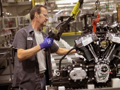 Casualty Of Trade Tensions: Harley-Davidson Shifting More Production Overseas
