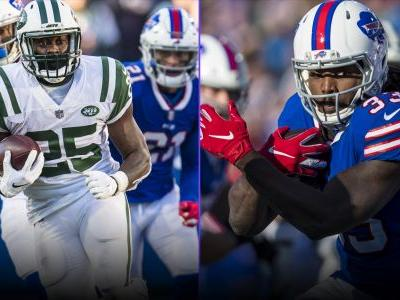 Fantasy Football Week 15 Waiver Pickups: Isaiah Crowell, LeSean McCoy injuries make Elijah McGuire, Chris Ivory top 'adds'