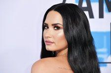 Demi Lovato Shares Photo of New Year's Eve Kiss With One of Her Dancers