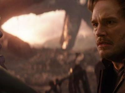 Chris Pratt Agrees That Star-Lord Screwed Up in Infinity War
