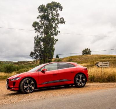 The Jaguar I-Pace wins World Car of the Year, World Green Car awards
