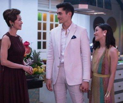 """Crazy Rich Asians"" Author Kevin Kwan Optioned His"