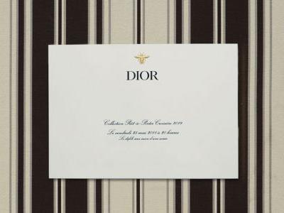 Watch: We Are Livestreaming The Dior Cruise Show From 7pm