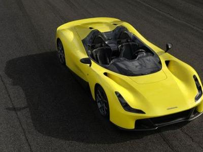 The Dallara Stradale Is The Pricey, Limited-Production Track Day Nemesis Of The Lotus 3-Eleven