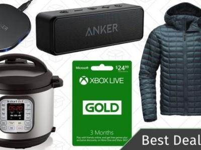 Monday's Best Deals: Presidents Day Sales, Instant Pot, Xbox Live, and More