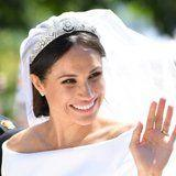 Here's What We Know About Meghan Markle's Show-Stopping Wedding Tiara