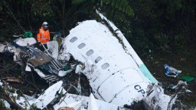 76 dead after plane carrying Brazilian soccer club crashes in Colombia