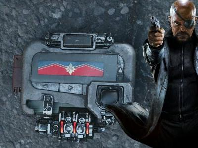 Captain Marvel Prequel Comic Teases Nick Fury & Maria Hill Team-Up